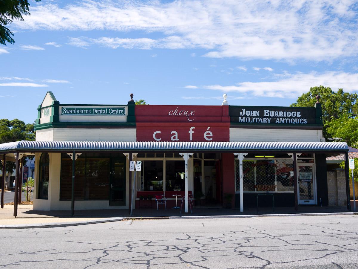 Choux Cafe, Swanbourne