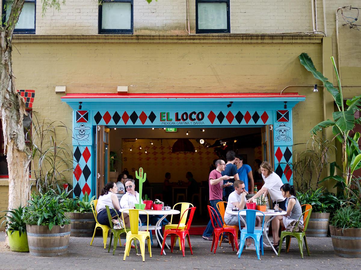 El Loco, Surry Hills, Sydney
