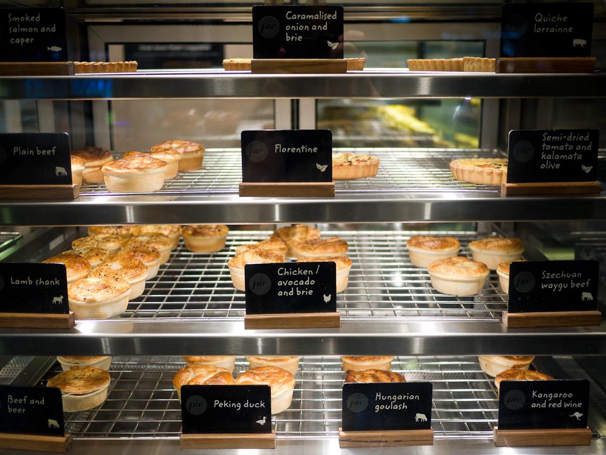 Mick's Bakery pies