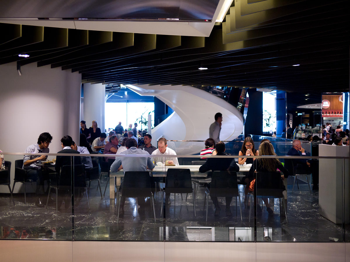 Food on Five (Level 5 at Westfield Sydney)