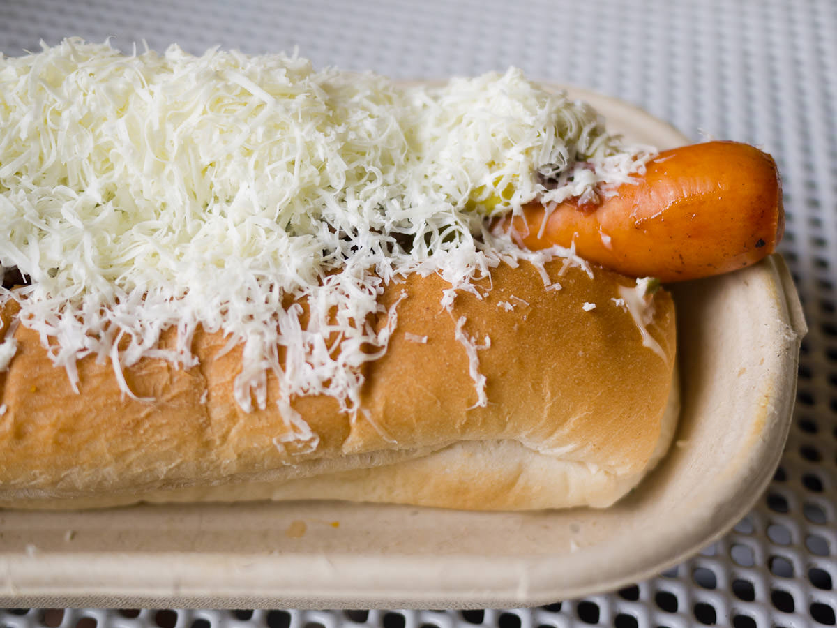 El Hot Dog  (AU$9)