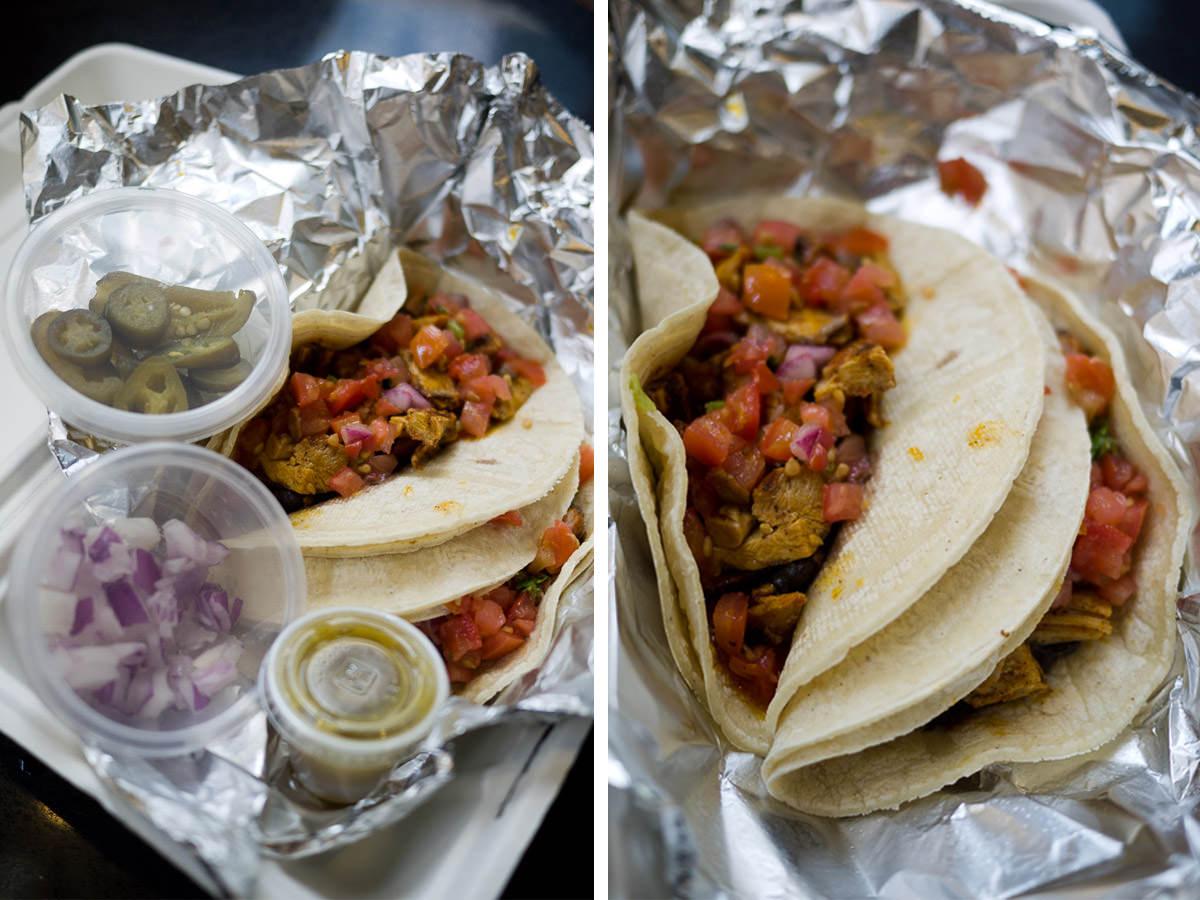 Tacos, Guzman y Gomez
