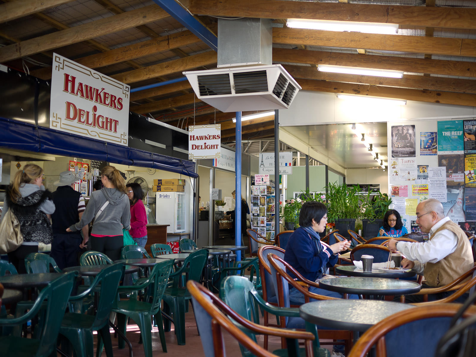 Hawkers Delight, Station St Markets, Subiaco