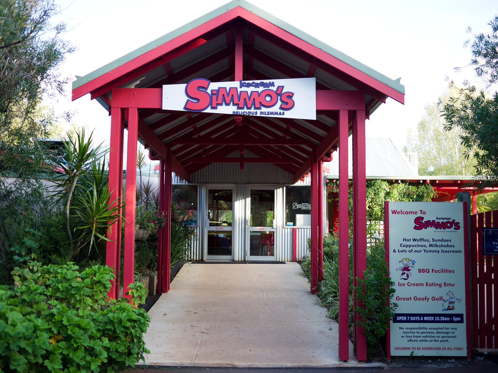 Simmo's Ice Cream, Margaret River