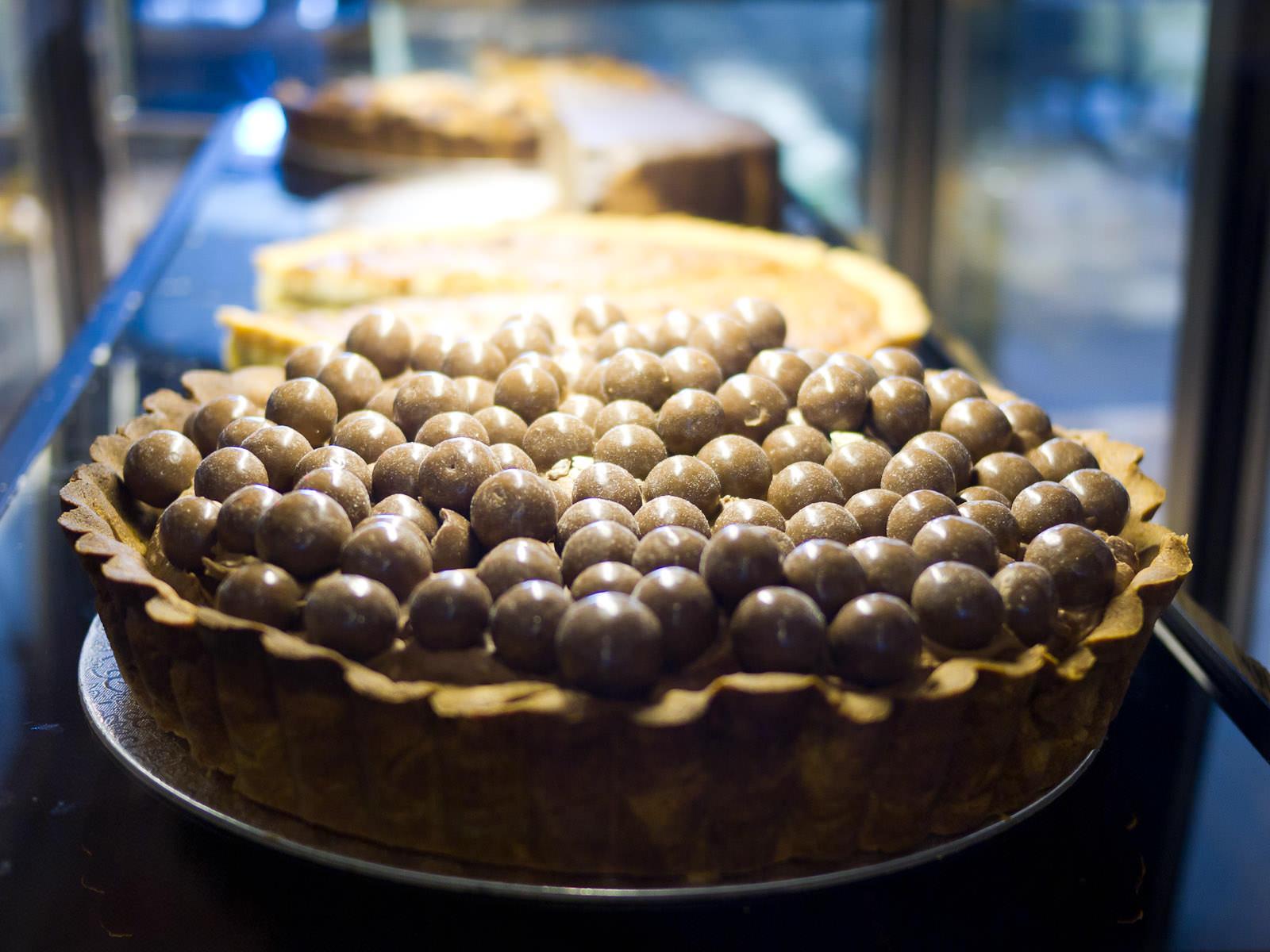 Malteser pie