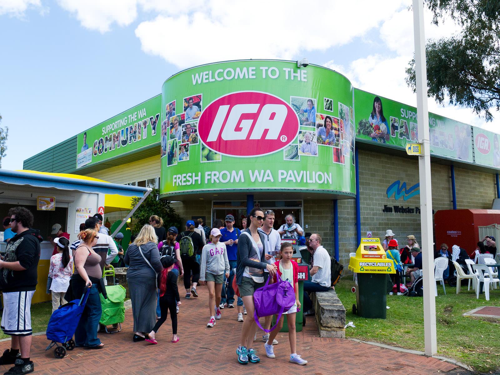 IGA Pavilion