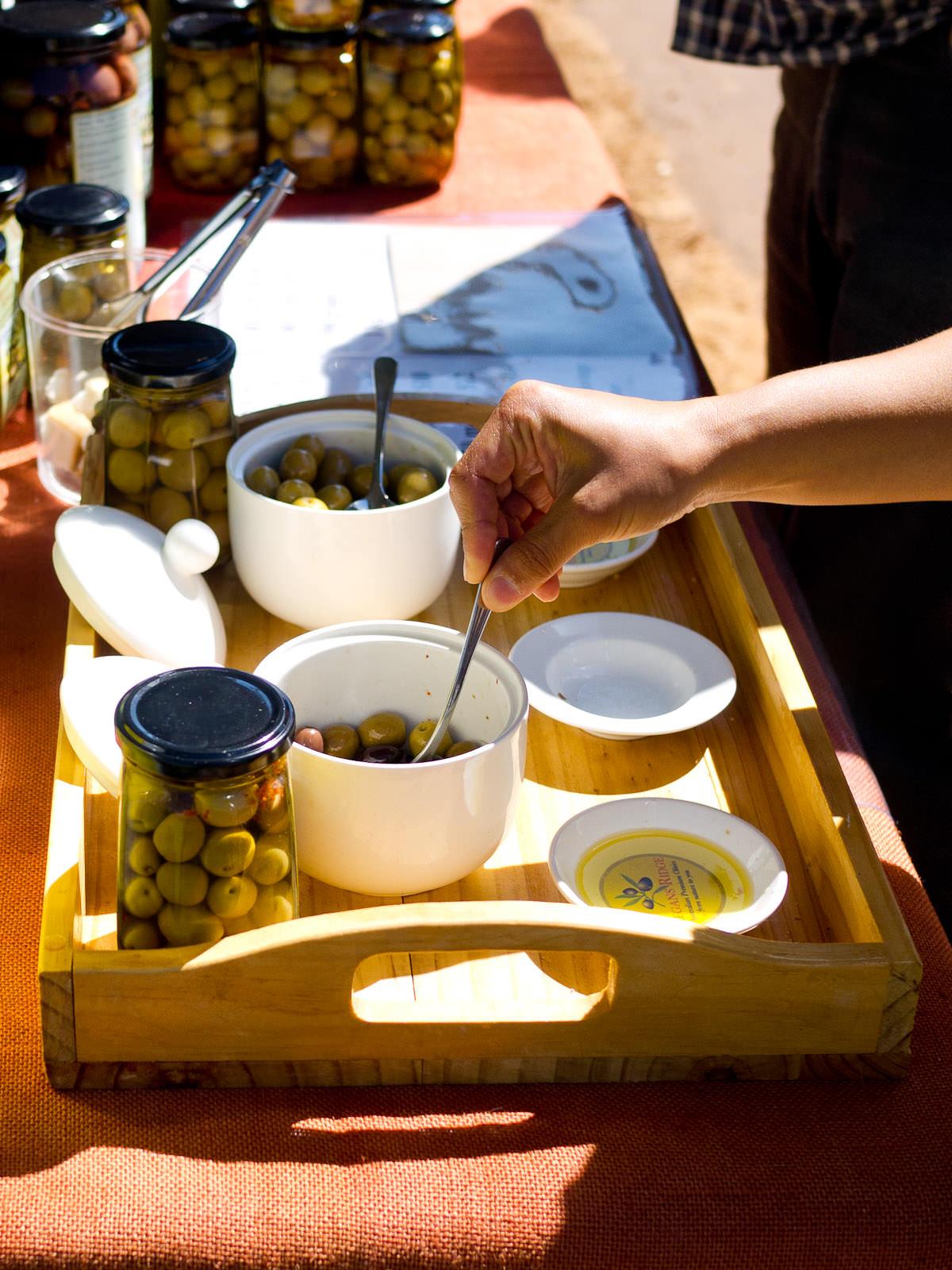 Regan's Ridge Organic Olives