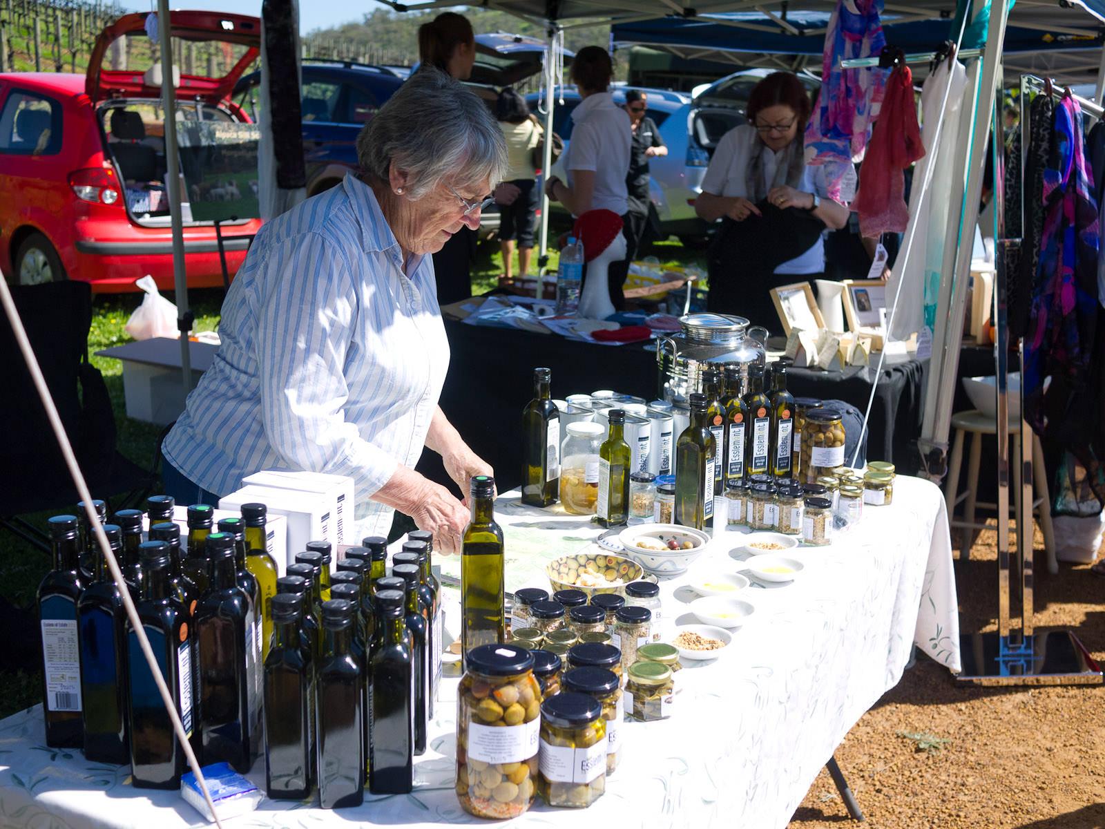 Esslemont Estate Organic Olive Oil