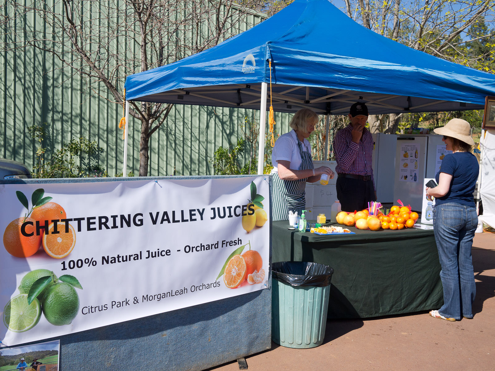 Chittering Valley Juices