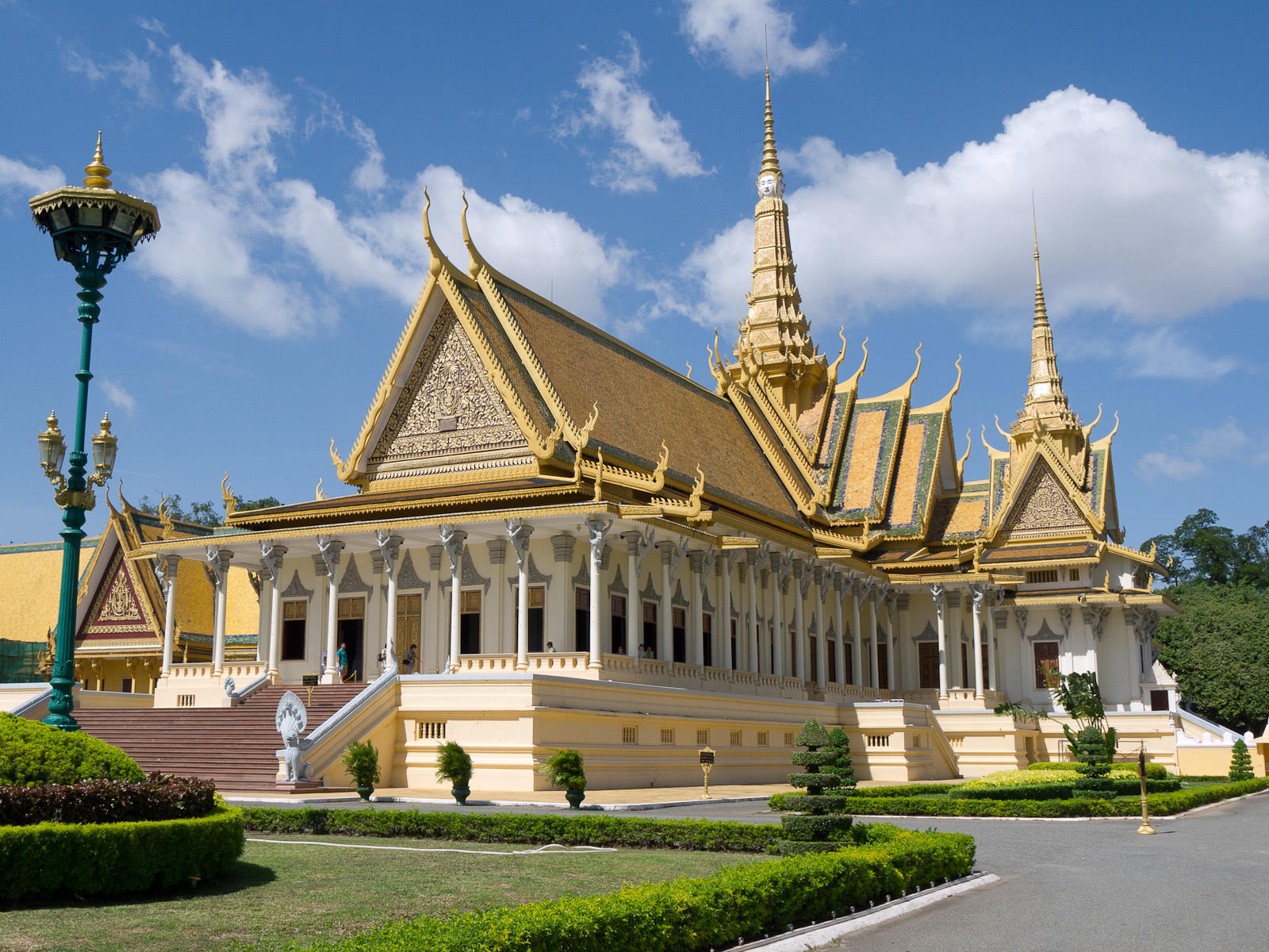 Royal Palace building