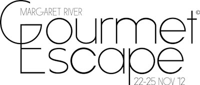 Margaret River Gourmet Escape logo