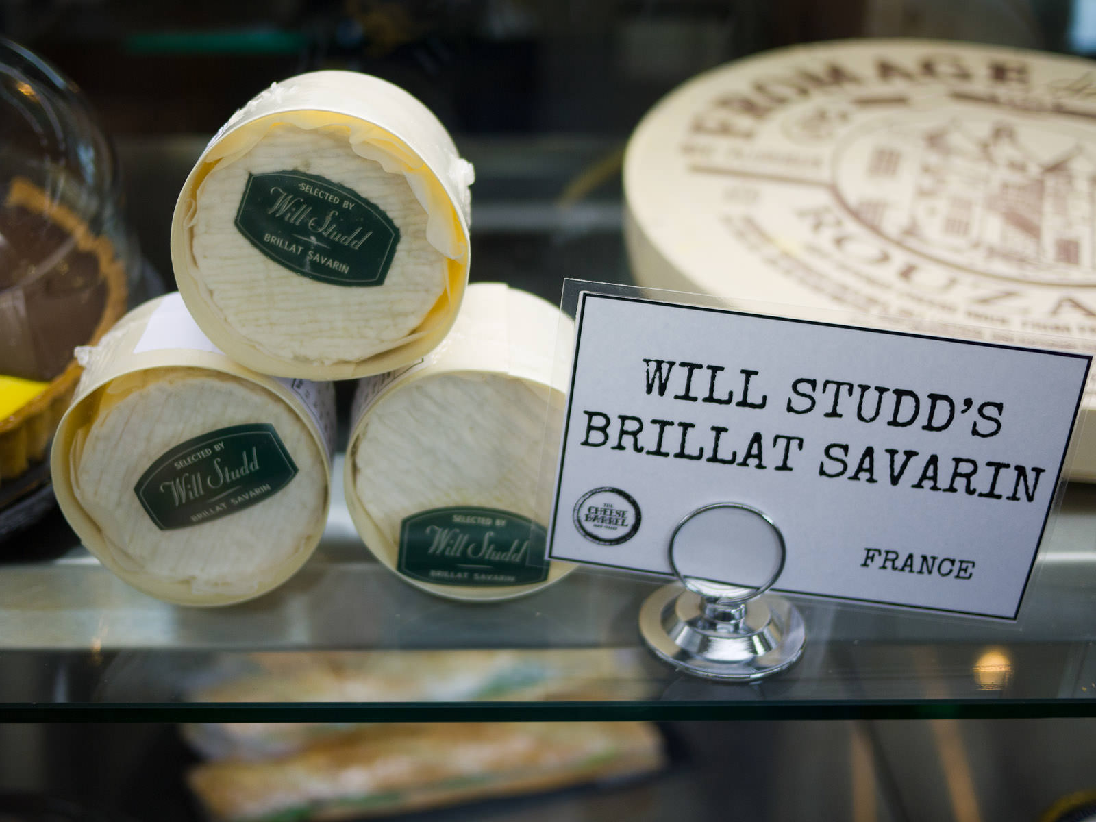 Will Studd's Brillat Savarin