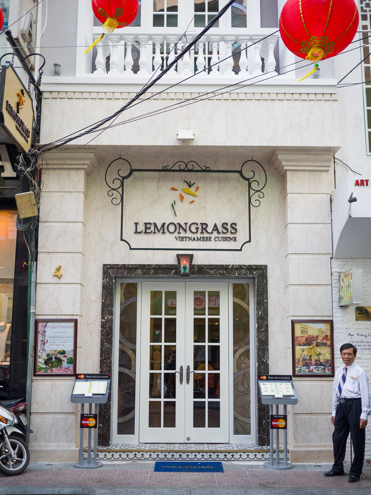 Lemongrass Restaurant, Ho Chi Minh City