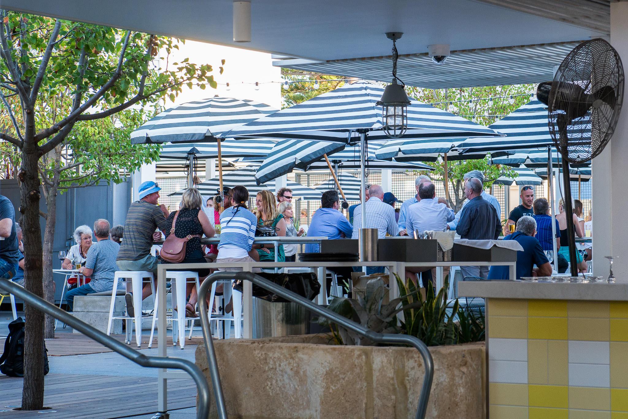 The Cottesloe Hotel Beach Club