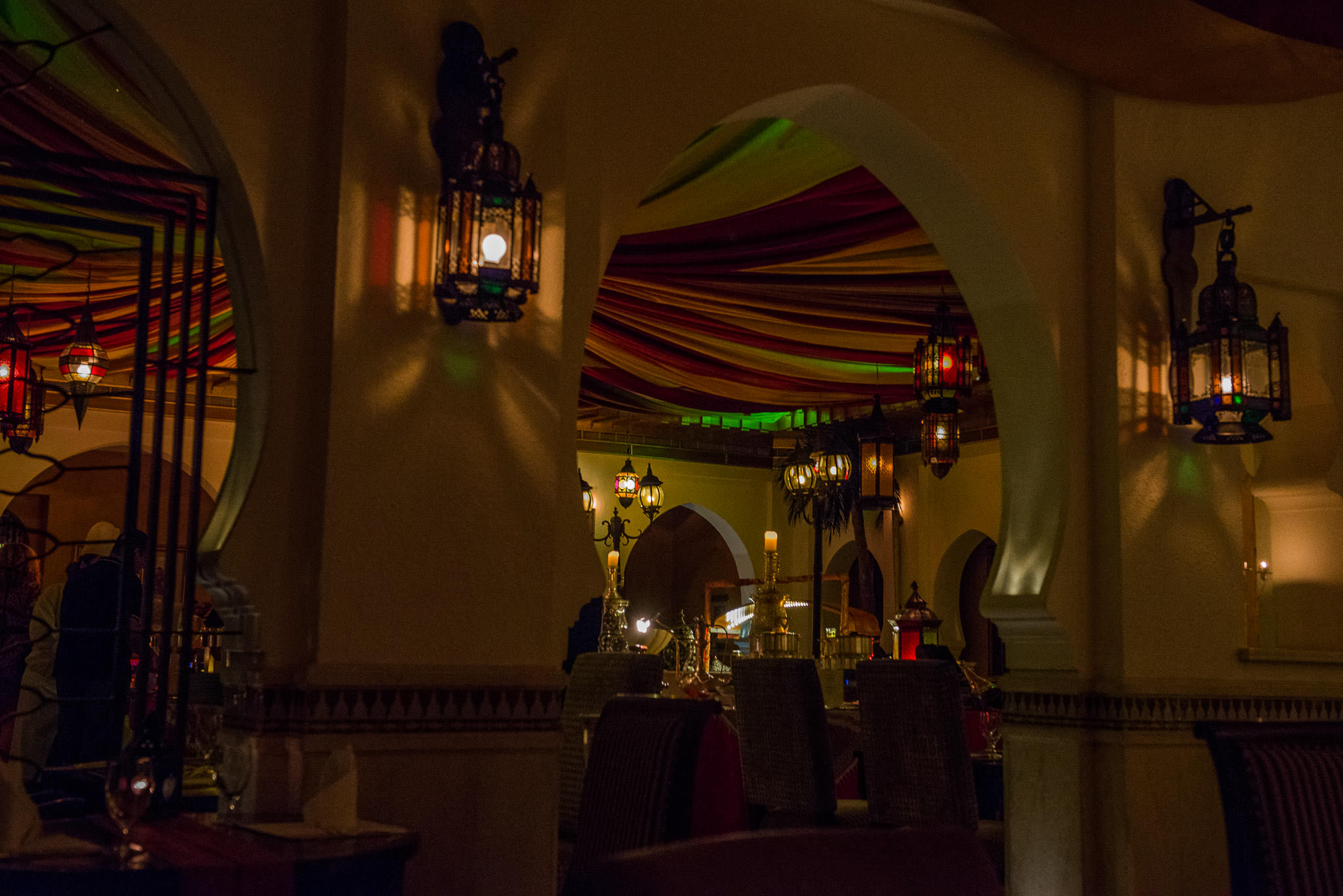 Marrakech restaurant