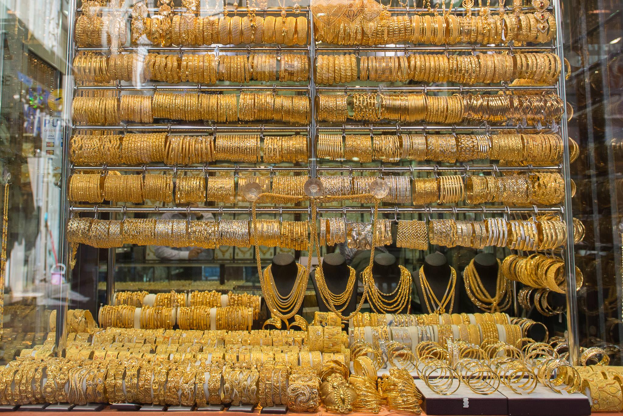 Unexpected Dubai: Camel races, textile market, spice and