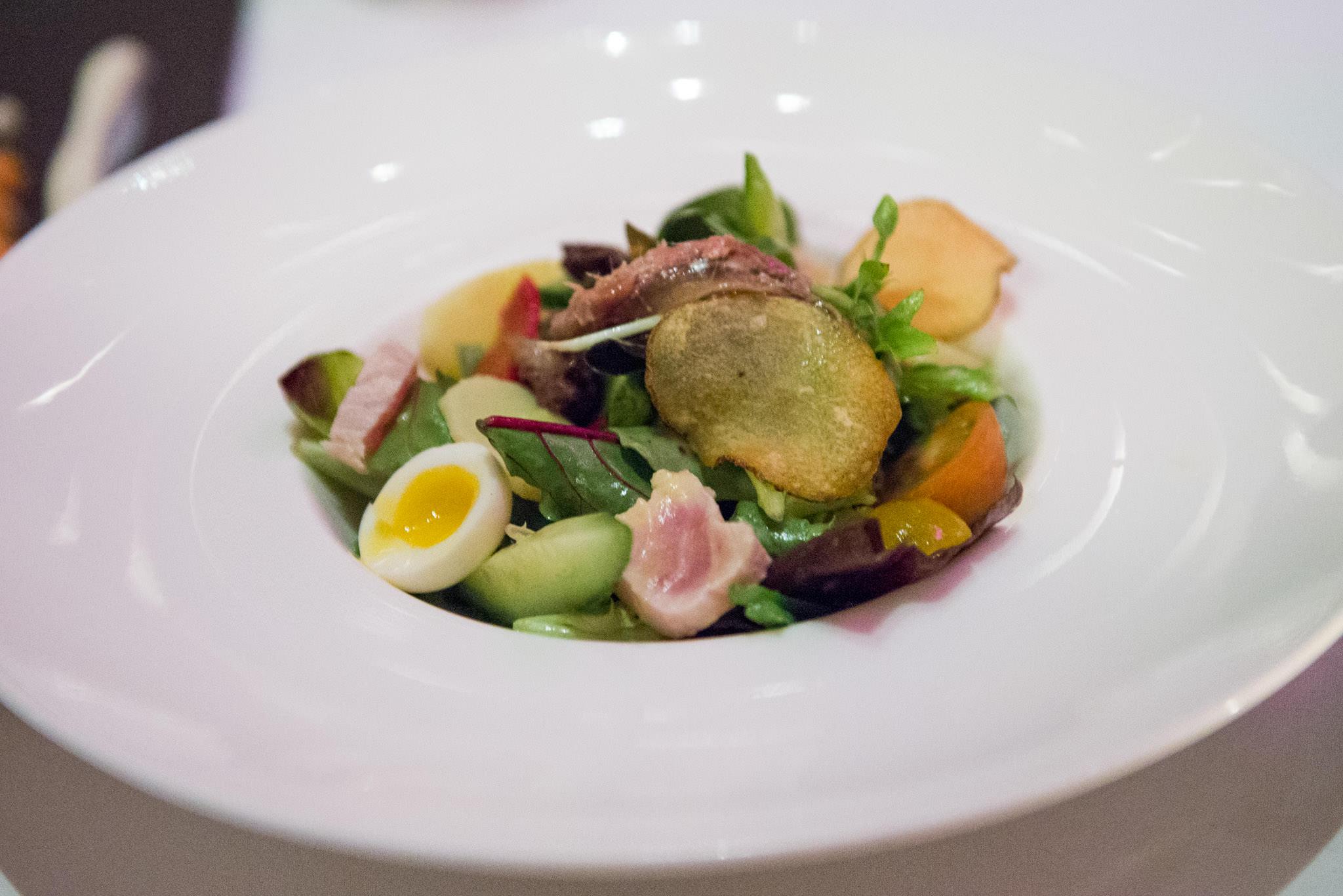 Traiteur niçoise salad