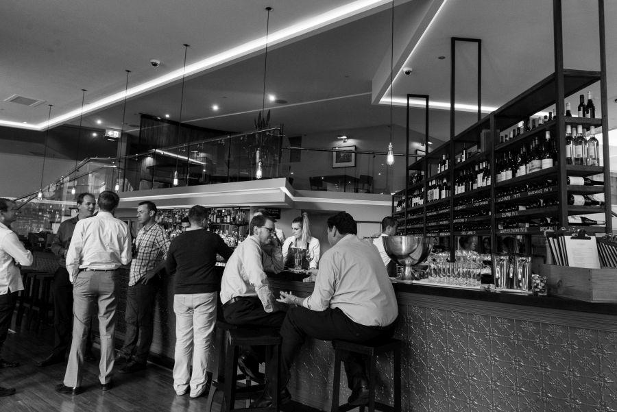 The Butterworth Bar