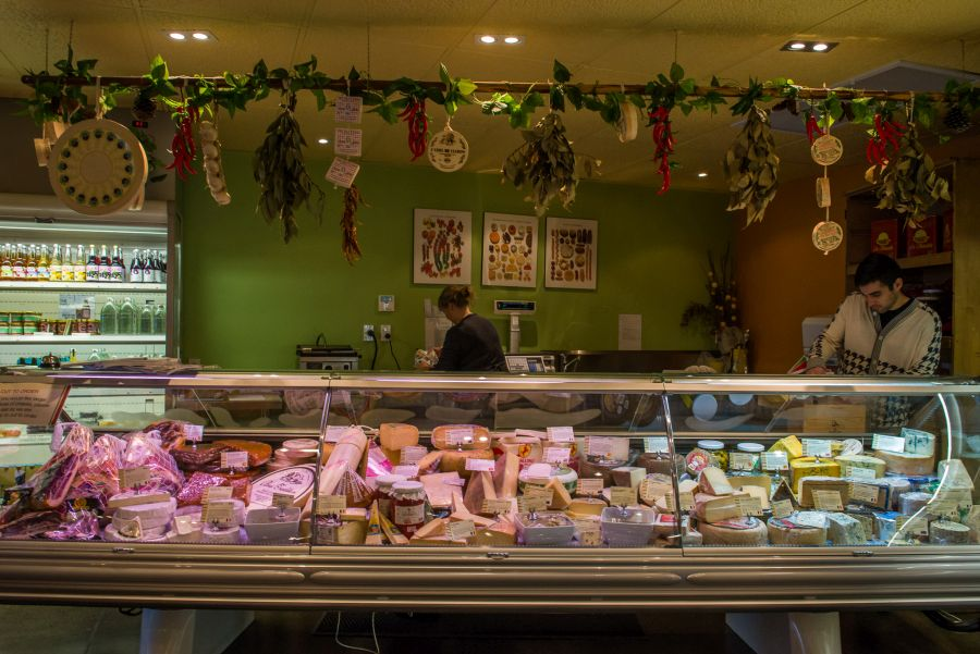 Deli counter, Sabato, Mt Eden