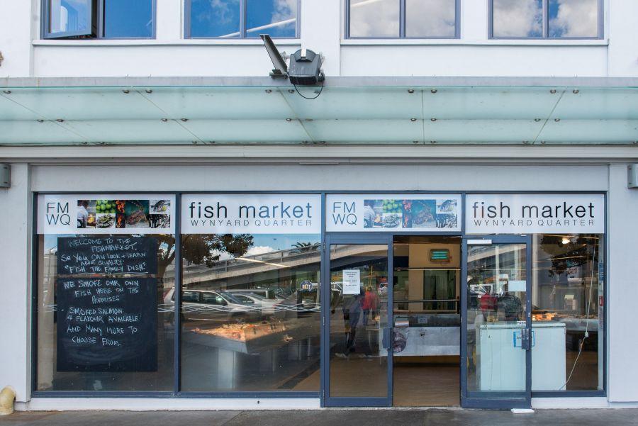 Auckland Fish Market, Wynyard Quarter