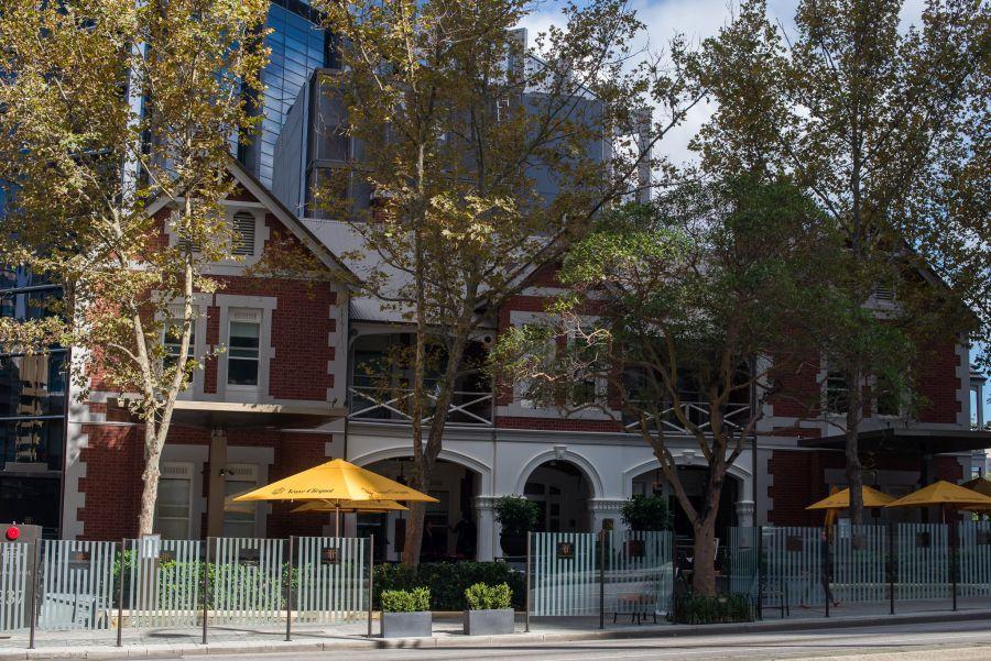 Terrace Hotel, Perth