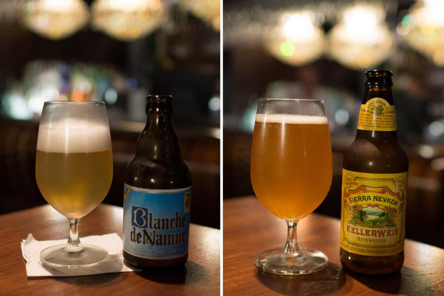 International wheat beers