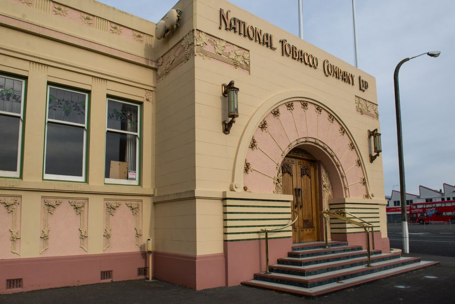 National Tobacco Company