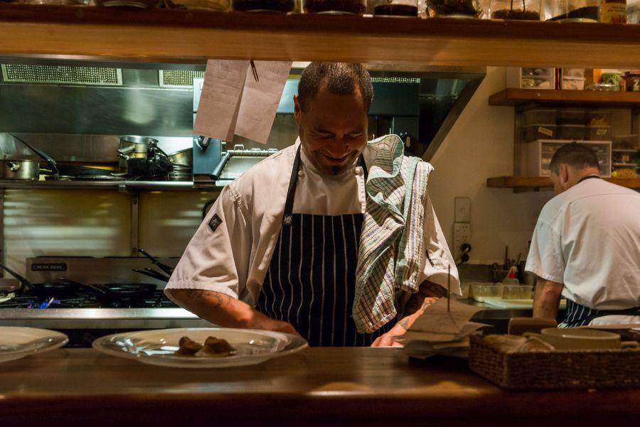 Chef Jeremy Rameka