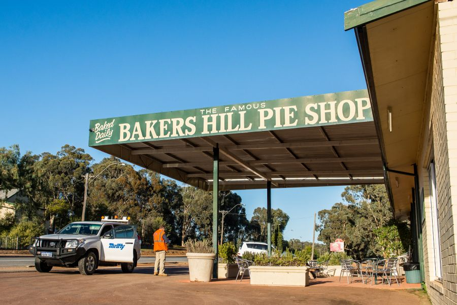 Bakers Hill Pie Shop