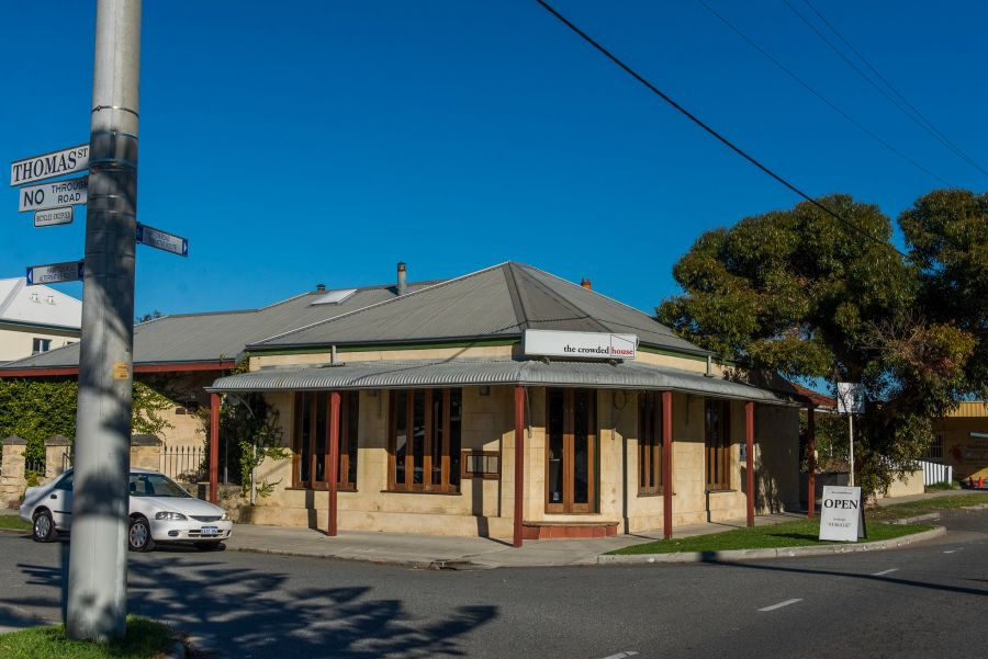 The Crowded House, South Fremantle