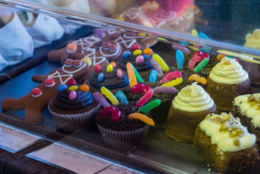 Entice - cupcakes