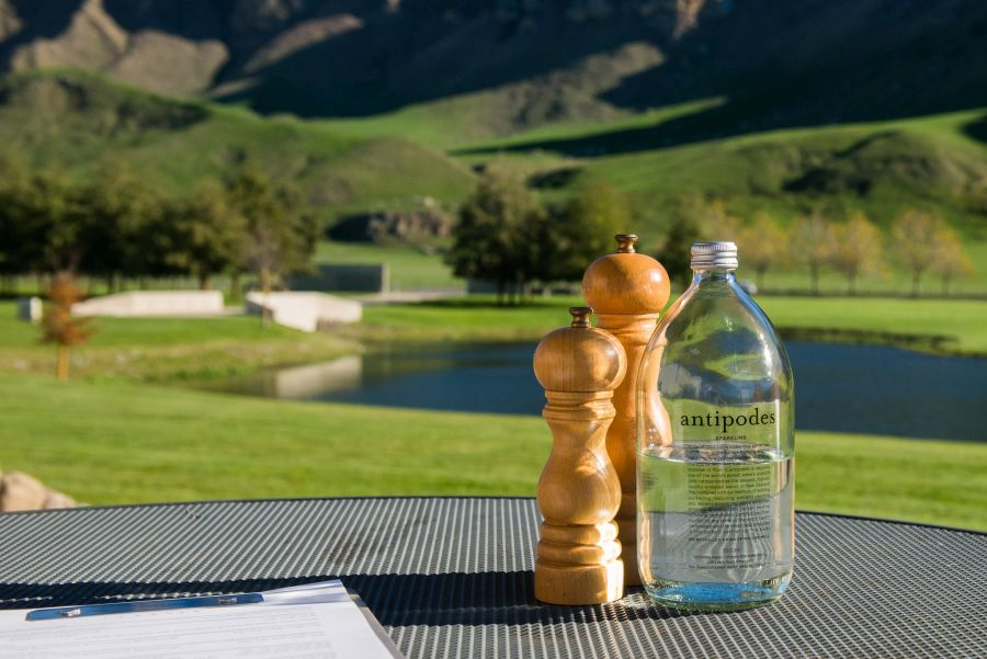 On this trip, I developed a taste for Antipodes water