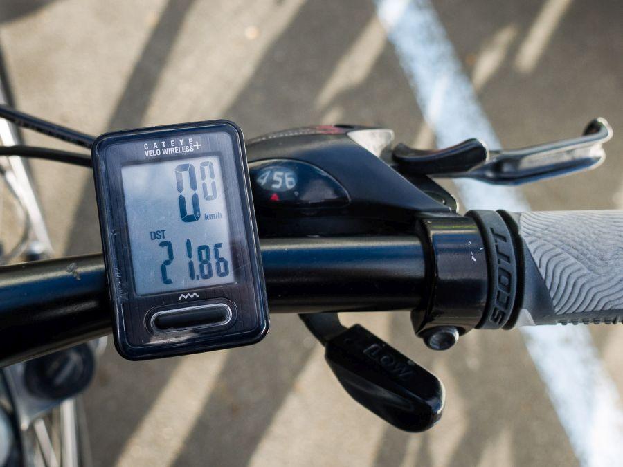 21.86km - not bad!