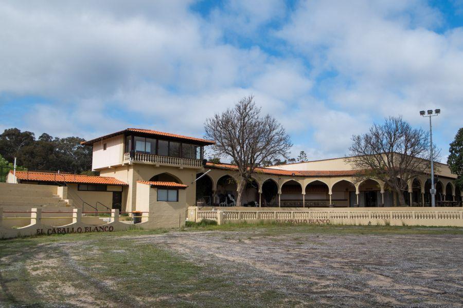 The El Caballo Blanco arena