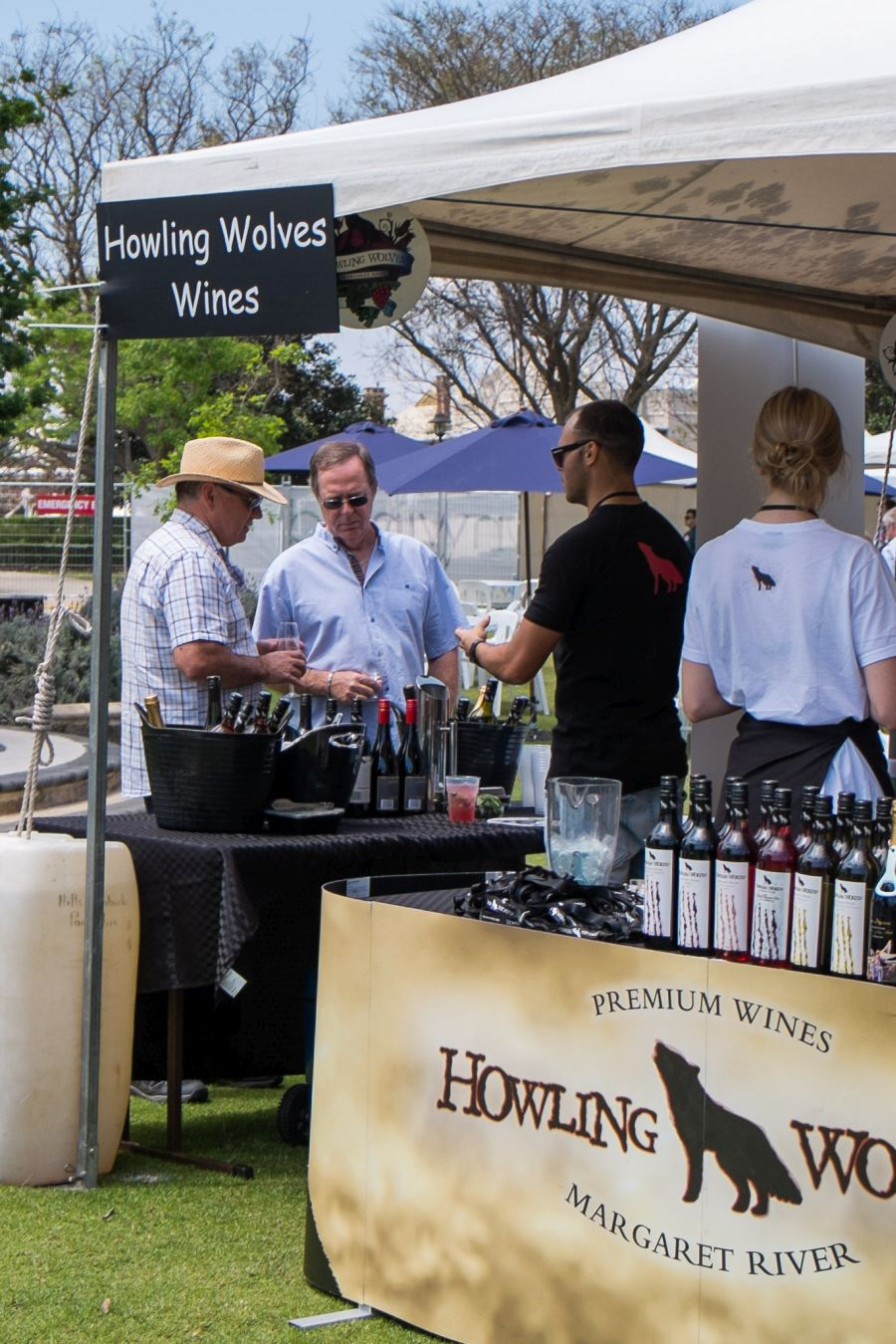 Howling Wolves Wines, Margaret River