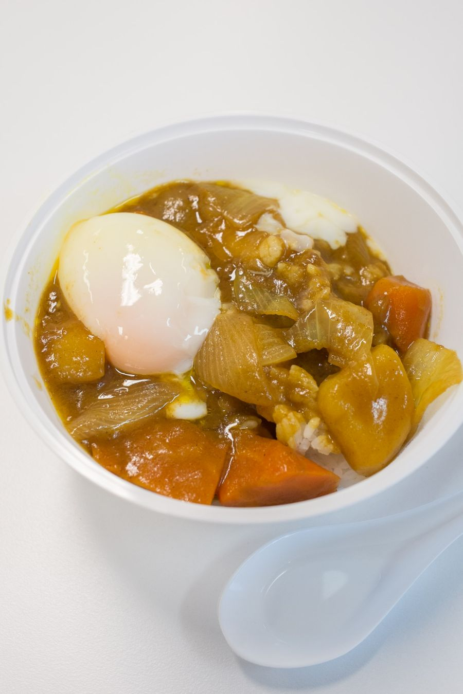 Ontama curry (AU$7, medium size)