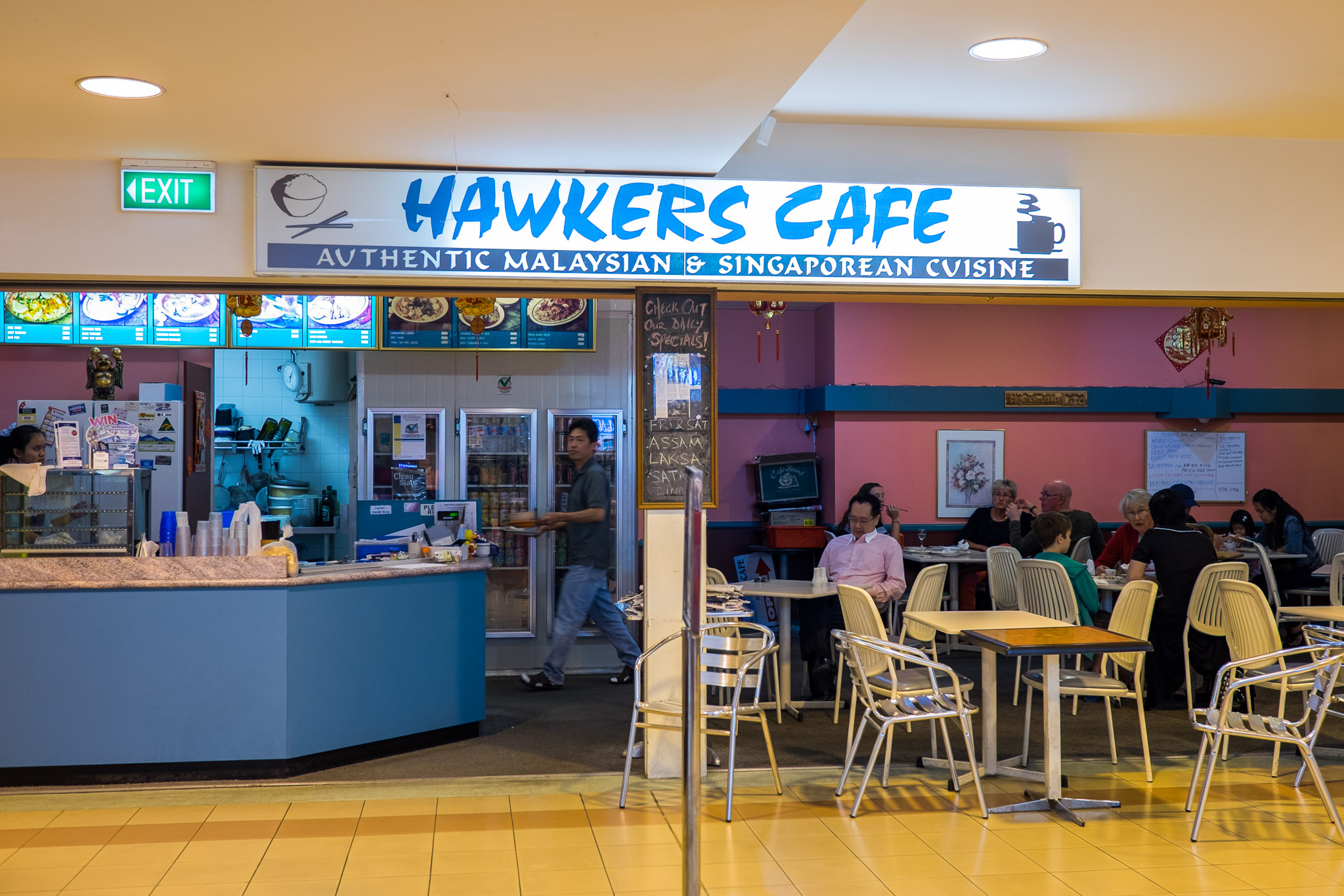 Hawker's Cafe