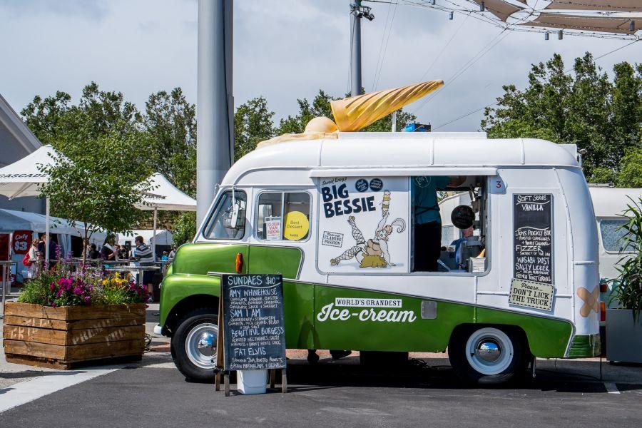 Big Bessie van