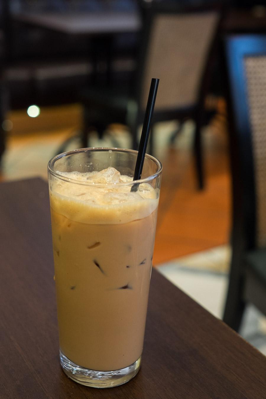 Iced teh tarik (AU$3.90, MF19)