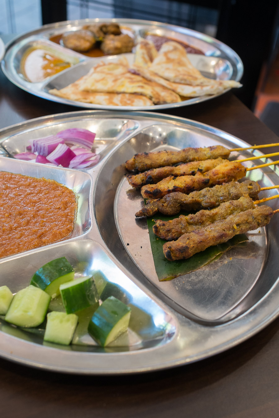 Satay mixed (ST05, 6 pieces)