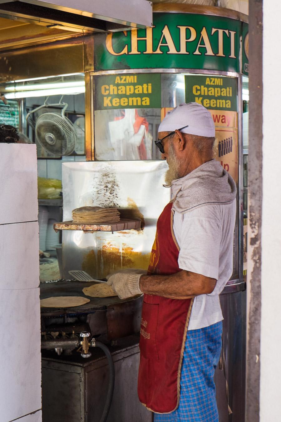 Chapati cook