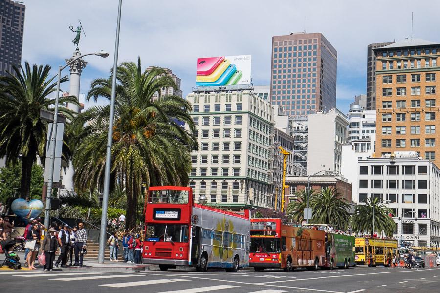Tour bus central
