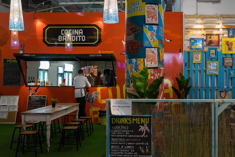 Cocina Bandito - popup Cuban bar and kitchen