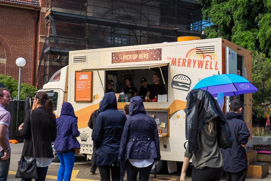 Merrywell Truck