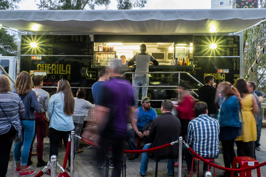 Guerilla Food Truck