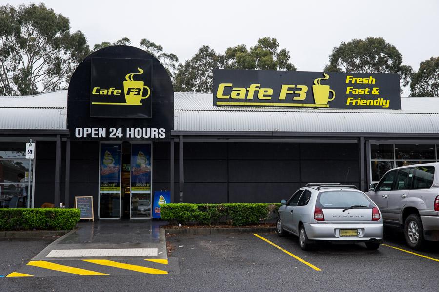 Cafe F3