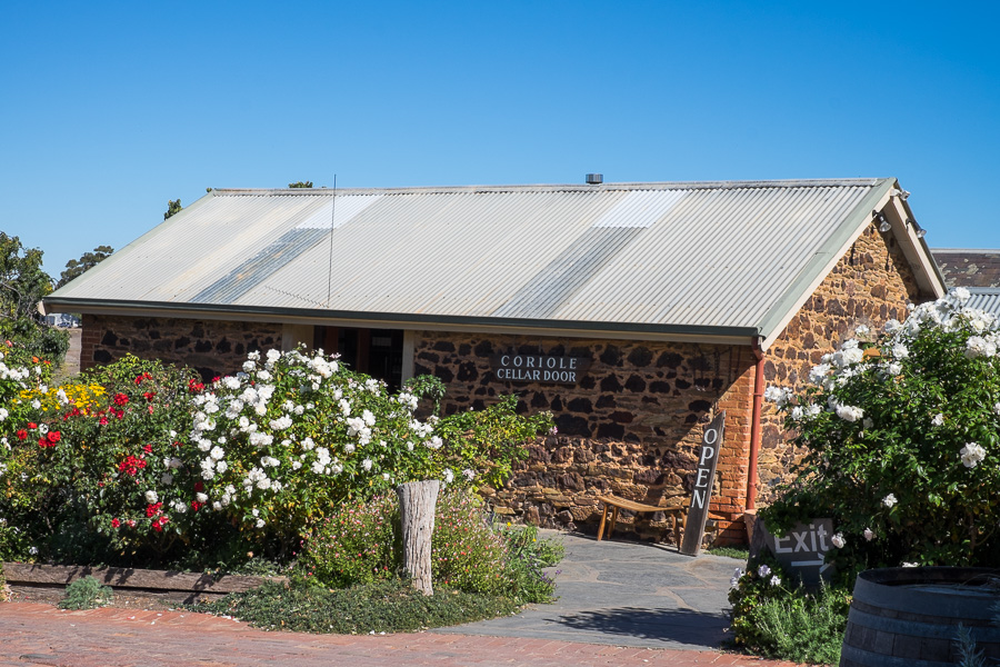 Coriole Vineyards cellar door
