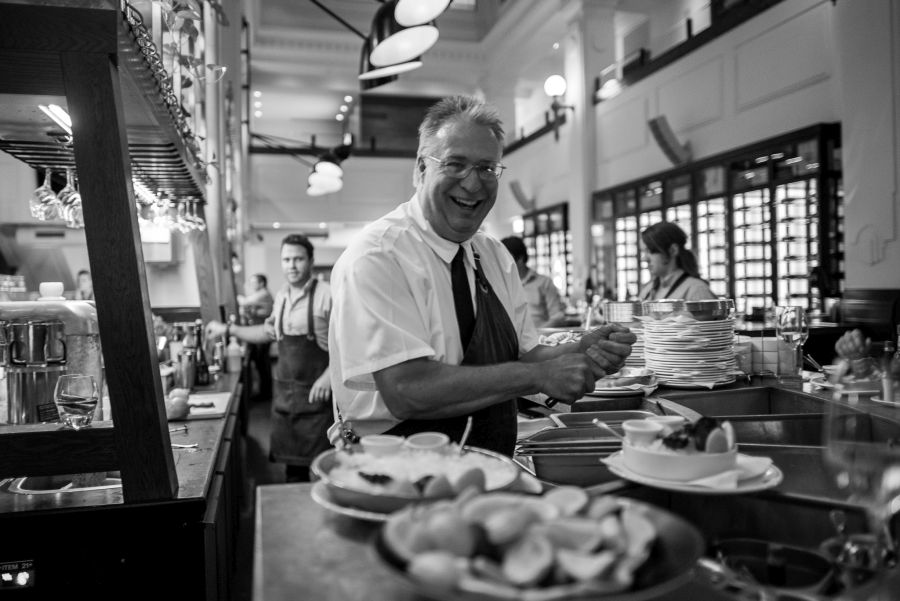 Jerry Fraser, King of Oysters